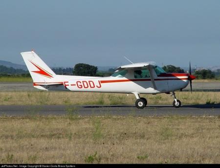 Le nouveau Cessna du club
